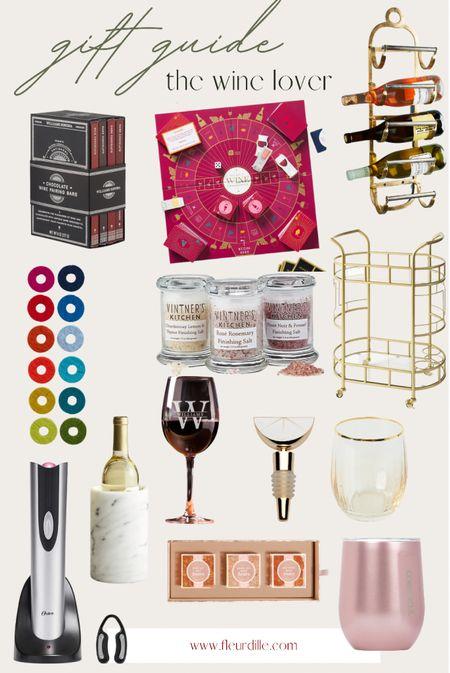 A wine lover's gift guide!  #LTKHoliday #LTKGiftGuide