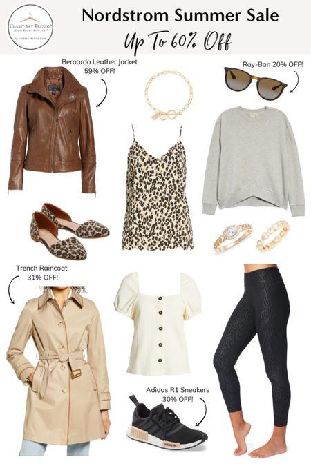 classy yet trendy, Nordstrom Summer Sale  #LTKstyletip#LTKshoecrush#liketkit @liketoknow.it