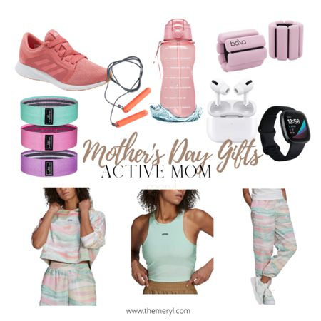 Mother's Day gift ideas for the active mom http://liketk.it/3dSSK #liketkit @liketoknow.it #LTKunder100 #LTKfit Follow me on the LIKEtoKNOW.it shopping app to get the product details for this and more