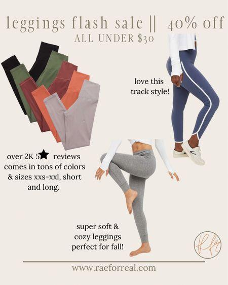 The best leggings and on sale 40% off for a short time!    #LTKunder50 #LTKsalealert #LTKfit