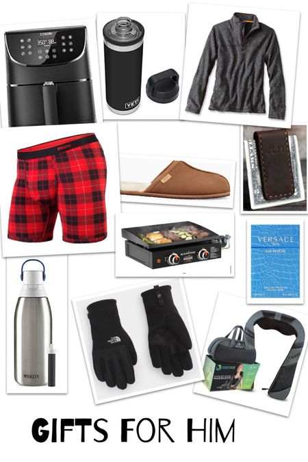 If you're looking for ideas for the men in your life, these are mostly all tried and loved by my hubs and some are ideas I know he'd like.  I hope this helps, if your men are anything like mine, they're not so good at making wishlists.   http://liketk.it/324Ig #liketkit @liketoknow.it   Follow me on the LIKEtoKNOW.it shopping app to get the product details for this look and others. Links are also available in my profile.