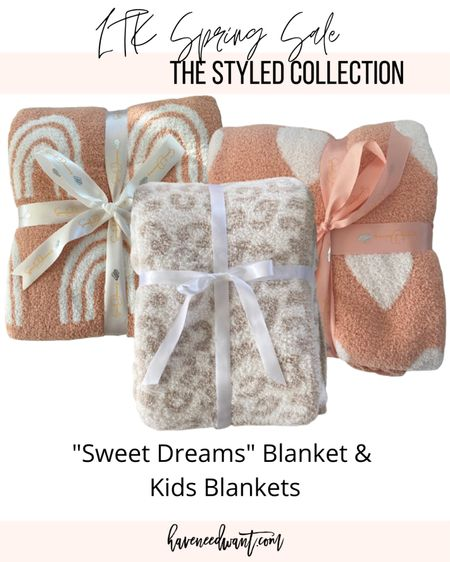 The coziest blankets just like Barefoot Dreams only a lot more affordable and now in some super cute prints you can preorder during the LTK Spring sale!   #LTKsalealert #LTKhome #LTKSpringSale