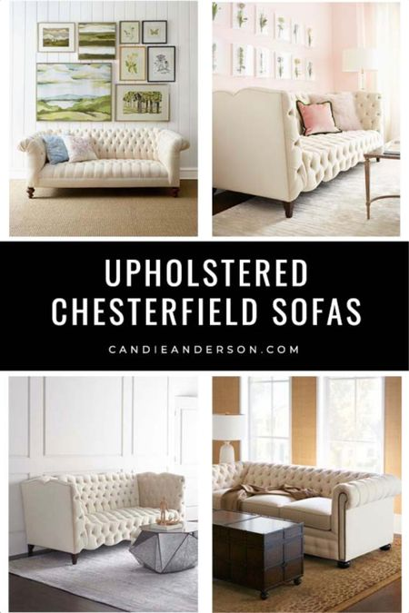 Best upholstered chesterfield sofas. Horchow furniture sale. Neiman Marcus furniture sale. Neutral sofas. Button tufted sofa. Rustic sofas. Traditional sofas. Elegant sofas. Living room furniture. Living room inspiration. Home decor. Father's Day gift for dad. ❤️ http://liketk.it/3gGPA #liketkit @liketoknow.it #LTKsalealert #LTKfamily #LTKhome @liketoknow.it.home Shop your screenshot of this pic with the LIKEtoKNOW.it shopping app Shop my daily looks by following me on the LIKEtoKNOW.it shopping app