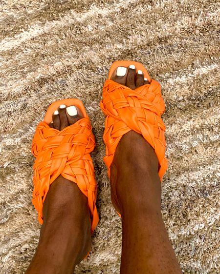 Summer Sandals!!! #summersandals #bottegadupe #sandals #LTKunder100 #LTKstyletip #LTKsalealert http://liketk.it/3jj6o #liketkit @liketoknow.it You can instantly shop all of my looks by following me on the LIKEtoKNOW.it shopping app