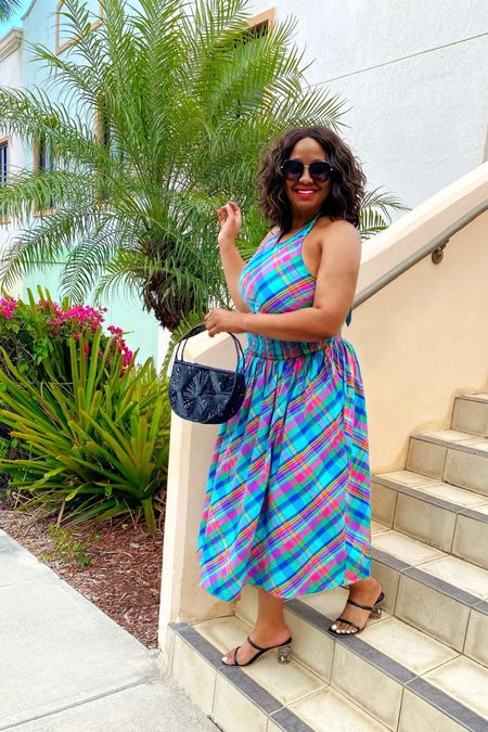 My new favorite summer dress! 💗💜💙 http://liketk.it/3g70x  @liketoknow.it #liketkit #LTKunder100 #LTKtravel #LTKseasonal #competition