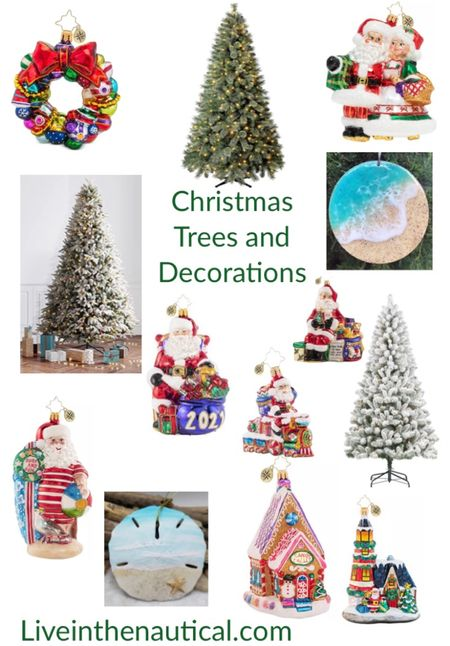 It is never to early to start thinking about Christmas and decorations! Especially this year! Sharing some of my favorite ornaments and trees. Pre-lit is the way to go in my book!  #LTKHoliday #LTKGiftGuide #LTKSeasonal