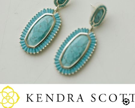 #kendrascott brings out one of the IT colors of the season in beautifully crafted earrings. I am obsessed and I know you are too ;) http://liketk.it/3dESB #liketkit @liketoknow.it #LTKunder100 #LTKstyletip #LTKbeauty Shop your screenshot of this pic with the LIKEtoKNOW.it shopping app