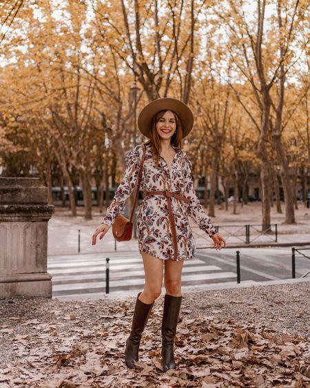 { So excited for Fall (can you tell?😅) 🧡🍂🎃🍁🦊 Je me sens tellement dans  mon élément dès que l'automne s'installe 😍  D'ailleurs j'ai publié un nouvel article avec «14 idées pour apprendre à aimer l'automne» sur le blog aujourd'hui ! Je vous mets le lien en Stories : que vous aimiez l'automne ou que cette saison vous donne le blues, cet article devrait vous plaire 😁🍁🎃  Vous êtes quelle team vous ? Amoureux.se ou ennemi.e de l'automne ? 😜 #DaphnesOutfits #aseasonalshift #frenchstyle }  http://liketk.it/2ZYbw #liketkit @liketoknow.it