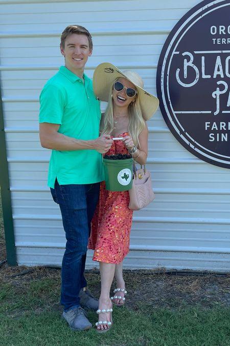 Vacation outfits, berry picking style! ✨ http://liketk.it/3hWS0 #liketkit @liketoknow.it