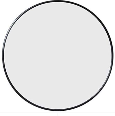 48 inch round mirror currently on sale!! Just grabbed this for our entry!  Not many left in stock!   (Other sizes available)  The look for less         Round mirror , amazon home , amazon finds , entryway mirror , entryway decor , crate and barrel   #LTKstyletip #LTKhome #LTKsalealert