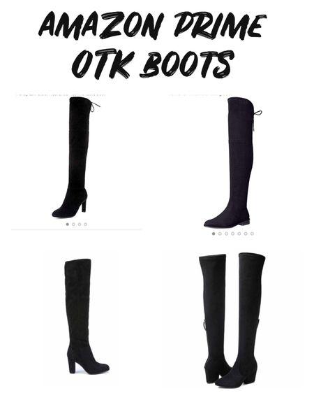 amazon prime OTK boots http://liketk.it/2HdrT #liketkit @liketoknow.it #LTKshoecrush #LTKunder50 #LTKholidaystyle