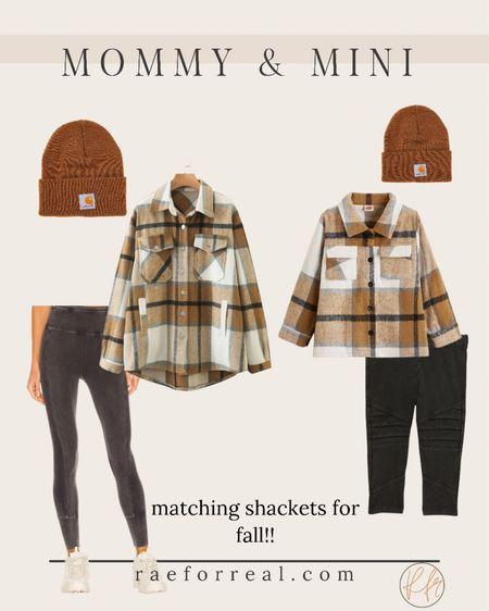 Matching mommy & mini fall outfits    #LTKkids #LTKSeasonal #LTKfamily