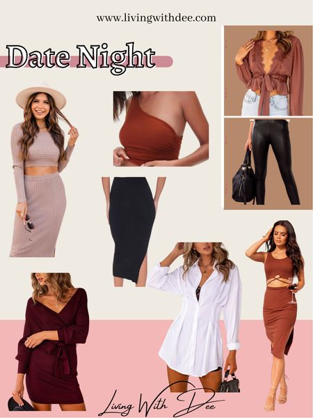 Date night outfits Girl's Night Out Outfit ideas   #LTKunder100 #LTKstyletip #LTKunder50