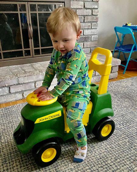 My little Teddy bear on his tractor! http://liketk.it/3cfs3 #liketkit @liketoknow.it #LTKfamily #LTKhome #LTKbaby @liketoknow.it.family @liketoknow.it.home