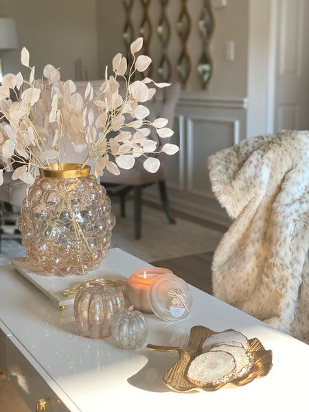Fall styling using items from Target!   @target   #LTKhome #LTKfamily #LTKstyletip