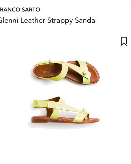 Stitch fix Franco sarto glenni leather strappy sandal #stitchfix #stitchfixforless http://liketk.it/3hiuo #liketkit @liketoknow.it #LTKshoecrush #LTKunder50 #LTKsalealert