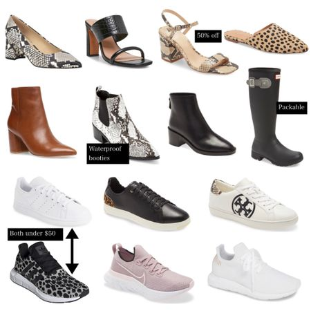 Nordstrom Anniversary Sale!!! Shoes for all your fall and winter needs including great back to school sneakers. All under $150 but most under $100.   #LTKsalealert #LTKshoecrush