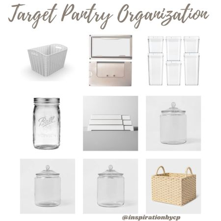 Let's get organized. Revamp your pantry with these affordable and good quality items http://liketk.it/3fQBv @liketoknow.it @liketoknow.it.family @liketoknow.it.home @liketoknow.it.brasil @liketoknow.it.europe #liketkit #LTKfamily #LTKhome #LTKunder50