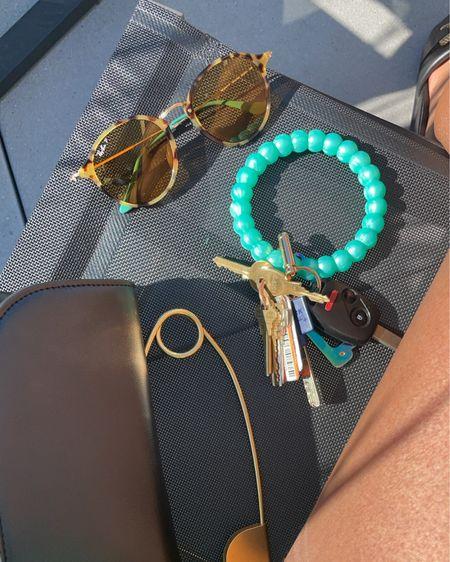 Bracelet Key Ring! Super Convenient! http://liketk.it/3hKZv #liketkit @liketoknow.it