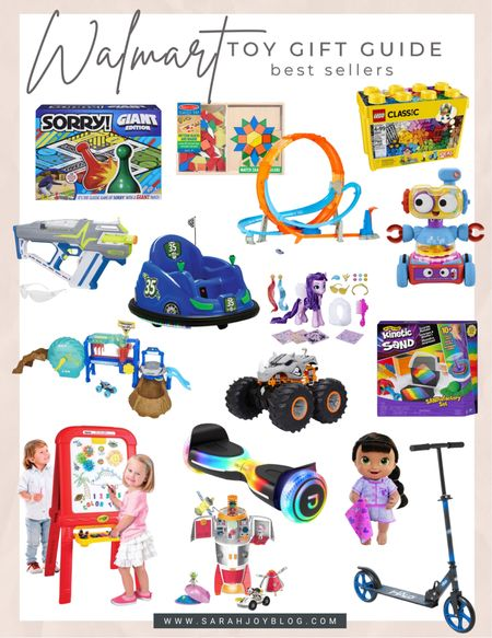 Top rated toys from Walmart! All best sellers 🙌🏻🙌🏻  #LTKGiftGuide #LTKHoliday #LTKkids