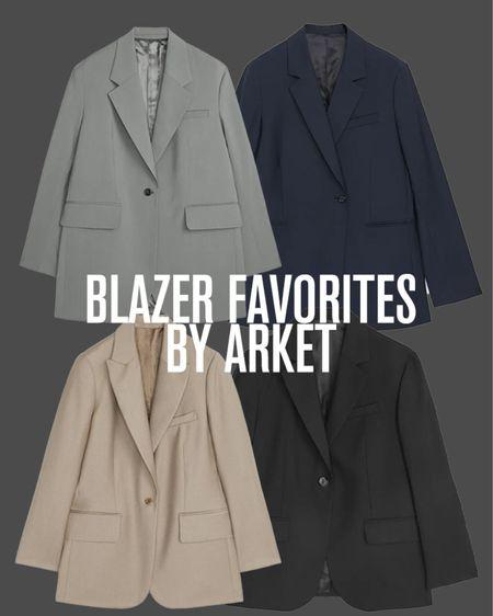 http://liketk.it/2Q01p #liketkit @liketoknow.it Arket, Arket Blazer, Arket Blazer Favorites, Blazer Favorites, Blazer