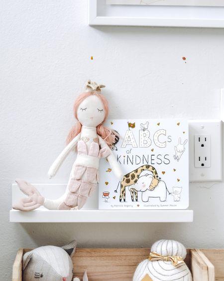 Gorgeous mermaid doll for girls room http://liketk.it/2RW4C #liketkit @liketoknow.it #LTKbaby #LTKkids #LTKunder50