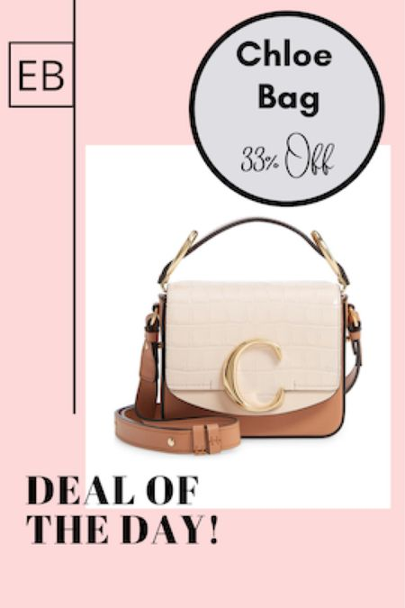 Neutral all year classic Chloe bag on sale! http://liketk.it/3gkgX #liketkit @liketoknow.it #LTKsalealert #LTKitbag #LTKworkwear Screenshot this pic to get shoppable product details with the LIKEtoKNOW.it shopping app