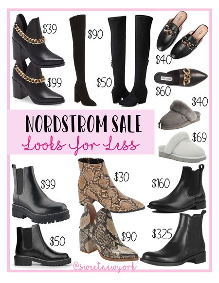 Rounding up some Nordstrom #NSALE fall shoe picks and Amazon looks for less   #LTKsalealert #LTKshoecrush #LTKunder100