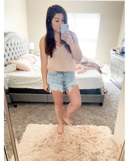 Hi my name is Lauren and if you haven't bought these shorts yet you clearly haven't been getting my PSA😎 😜 buuut really today help because I'm in the mood to get a new piercing, maybe a tattoo, or a new car 😂👏 Good news is I've got a workday and tball to distract me 💁🏻♀️ but SOS talk me out if it... or try 😅 http://liketk.it/3fHwy #liketkit @liketoknow.it #LTKunder100 #LTKstyletip #LTKtravel @liketoknow.it.brasil @liketoknow.it.europe @liketoknow.it.family @liketoknow.it.home Shop your screenshot of this pic with the LIKEtoKNOW.it shopping app Shop my daily looks by following me on the LIKEtoKNOW.it shopping app