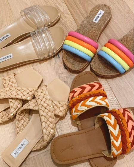 Some of my favorite summer sandals KellParker Use code: TARYN15 for 15% off  #liketkit @liketoknow.it http://liketk.it/3hT0F