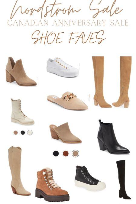 Nordstrom anniversary sale- Canadian edition! SHOE FAVES! http://liketk.it/3k4ae #liketkit @liketoknow.it #LTKsalealert #LTKshoecrush #LTKstyletip #nordstromsale #shoe #boots