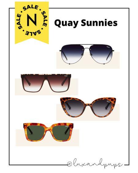 #NSale Quay Sunnies http://liketk.it/3jJlT @liketoknow.it #liketkit #LTKunder50 #LTKsalealert #LTKstyletip