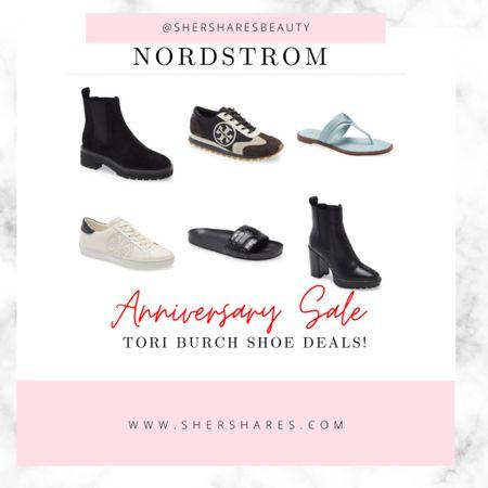 Nordstrom Anniversary Sale, Tori Burch Shoe Deals! #nsale   #LTKshoecrush #LTKsalealert