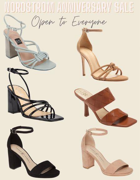 Nordstrom Anniversary Sale shoe finds!   #LTKworkwear #LTKshoecrush #LTKsalealert