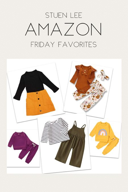 Toddler fall outfits