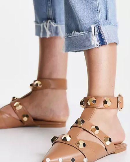 Rockstar sandals for summer $32! @liketoknow.it #liketkit http://liketk.it/3hO8Y #LTKshoecrush #LTKsalealert #LTKunder50
