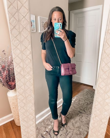 This pretty top is part of the Nordstrom sale and comes in several new colors. I love them all. Very pretty, and comfy     #LTKsalealert #LTKunder50 #LTKworkwear