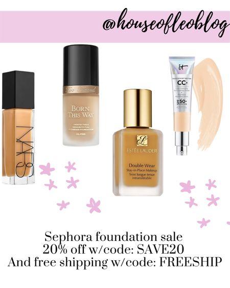 Sephora, foundation, makeup   #LTKbeauty #LTKunder50 #LTKsalealert