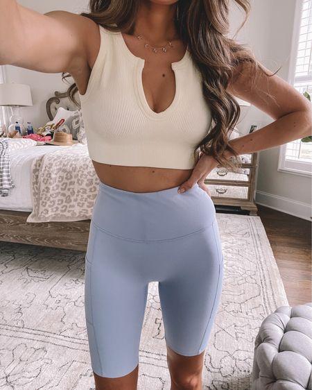 The best Amazon workout shorts and they're a part of Prime Day! On sale today http://liketk.it/3i34D #liketkit @liketoknow.it #LTKunder50 #LTKfit #LTKsalealert Amazon find, Amazon fashion, gym, bike shorts, biker shorts