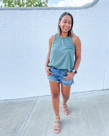 Yay for sales! My favorite high waisted jean shorts are included. http://liketk.it/3cwzq #liketkit @liketoknow.it                 Abercrombie, summer outfits, spring, casual shorts  #LTKSpringSale #LTKunder100 #LTKsalealert