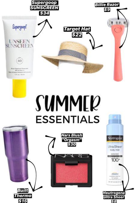 Summer essentials Beauty products  http://liketk.it/2S8K2 #liketkit @liketoknow.it