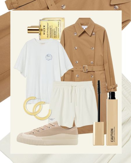 Easy like Sunday ☀️ The perfect outfit for running errands or to wear to brunch and every product (except the trench coat) is under £50! #LTKSeasonal   #LTKstyletip #LTKeurope #LTKunder50
