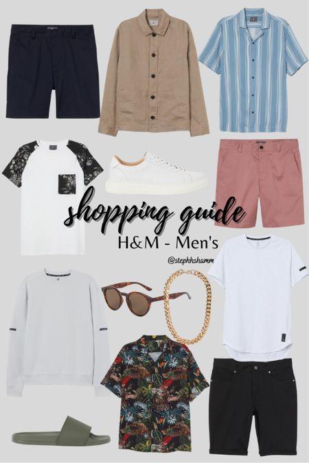 H&M men's new arrivals & spring finds    http://liketk.it/3eBEE #liketkit #LTKmens #LTKstyletip #LTKunder50  #LTKSeasonal @liketoknow.it
