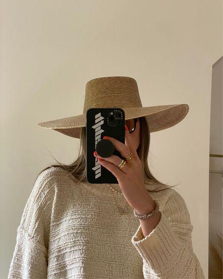 Sun hat. Summer essentials. http://liketk.it/3gk2G #liketkit @liketoknow.it #LTKunder100 #LTKshoecrush #LTKstyletip