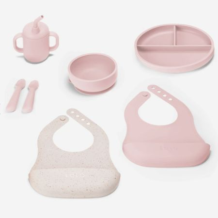 Lalo baby toddler tableware silicone bib bowl plate sippy cup high chair http://liketk.it/3blQB #liketkit @liketoknow.it #LTKbaby #LTKfamily #LTKkids