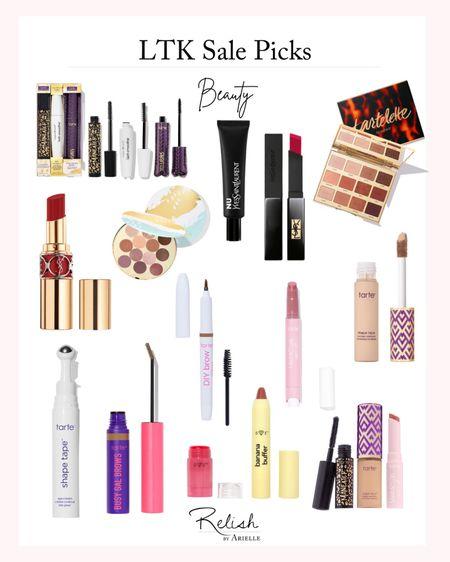 Last day of the LTKSALE - Shop favorite beauty products from Tarte, IT Cosmetics, and YSL on sale!   #LTKSale #LTKbeauty #LTKsalealert