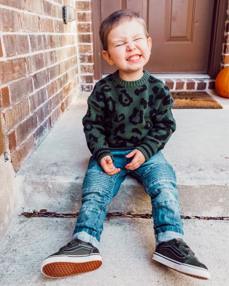 Two going on 16. I don't even have to ask him to smile for a photo anymore. He sees my camera and goes into full model mode. I've created a monster. 🙄    Follow me on the LIKEtoKNOW.it shopping app to get the product details for this look and others. Link in bio. http://liketk.it/2GWih @liketoknow.it @liketoknow.it.family #liketkit #LTKholidaystyle #LTKkids #LTKfamily