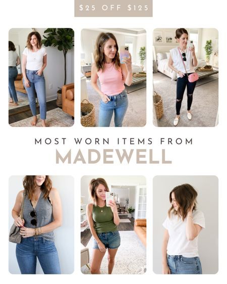 Get $25 off $125+ Madewell purchase with code LTKDAY http://liketk.it/3hgvg #liketkit @liketoknow.it