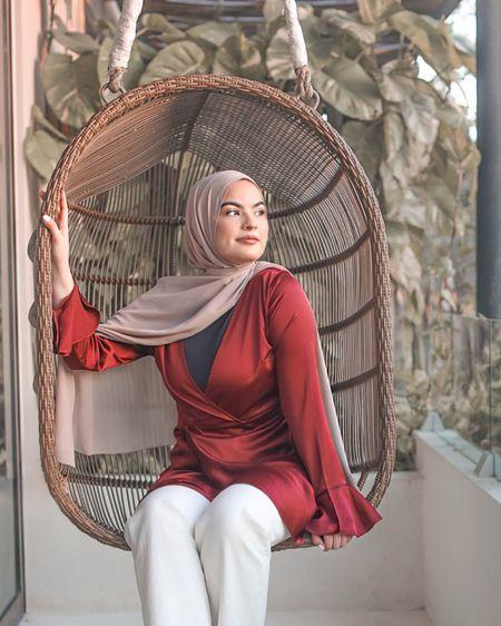 http://liketk.it/3d1MX @liketoknow.it #liketkit #hijab #dress #modestfashion #omayazein #hijabfashion
