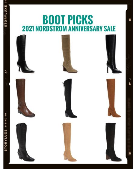Here are my boot picks from the 2021 Nordstrom Anniversary sale. They range from $89.90 to $349.90.      #nordstrom #nordstromsale #nordstromanniversarysale #nordstromsale2021 #2021nordstromsale #2021nordstromanniversarysale #nordstromanniversarysale2021 #nordstromshoes #nordstromfall #nordstromboots #kneehighboot #nordstromkneehighboots #kneehighboots #overthekneeboots #nordstromheels #nsale            #LTKworkwear #LTKitbag #LTKshoecrush
